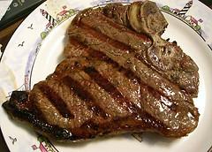 comida de carne