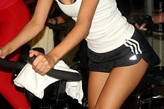 Andar en bicicleta sirve para adelgazar las piernas