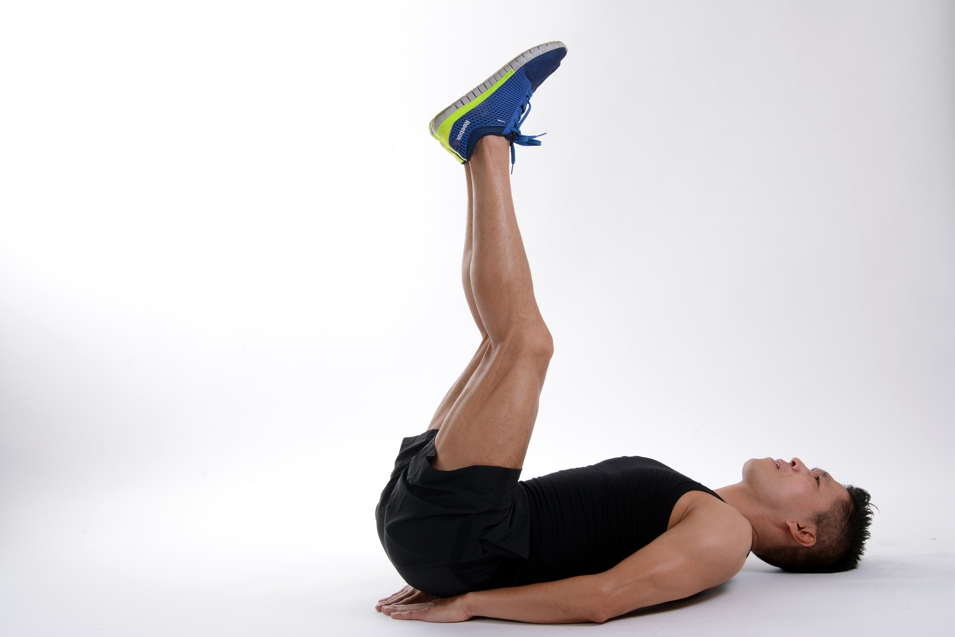 Cómo ganar masa muscular y quemar grasa en el abdomen