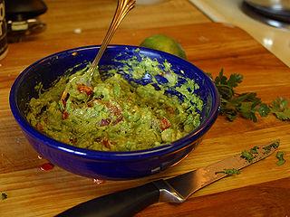 Receta de guacamole light :: Receta baja en calorías de guacamole