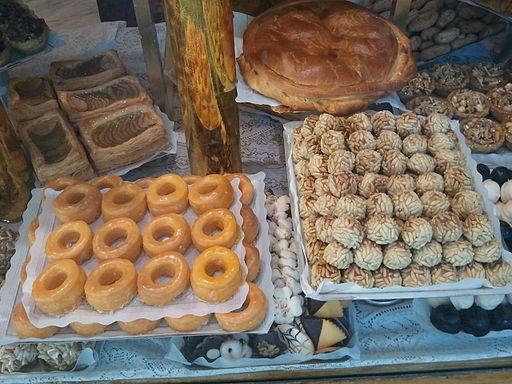 amasado de pastelería