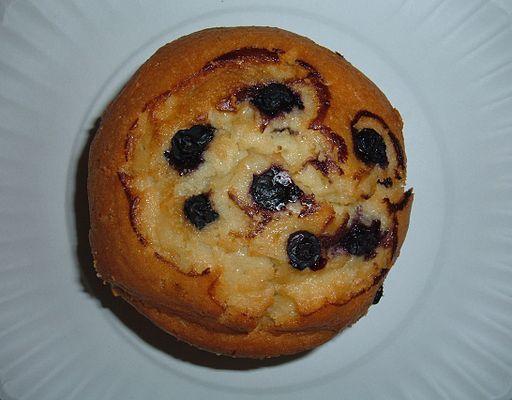 muffin de ar%C3%A1ndanos
