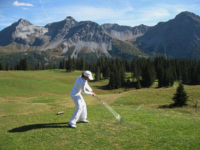 El golf un deporte que adelgaza y baja la ansiedad a for Deportes para adelgazar