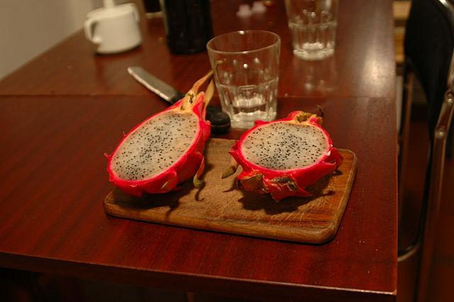 La pitaya un laxante natural - Frutas diureticas y laxantes ...