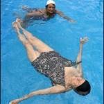 Nadar para adelgazar