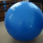 Pelota para ejercicios abdominales