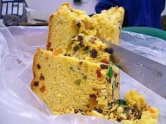 Pan dulce bajas calorías