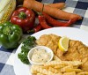 Receta con pescado para diabéticos con sobrepeso