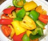 Receta de budín de verduras