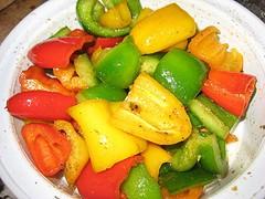 Recetas con verduras bajas calorías