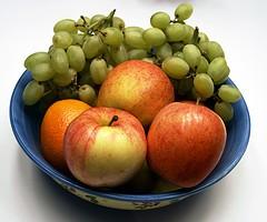 Propiedades de las frutas para perder peso