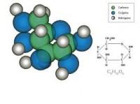 Molécula de glucosa