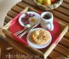 Menú de desayunos de dietas