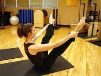 Ejercicios de pilates para bajar de peso