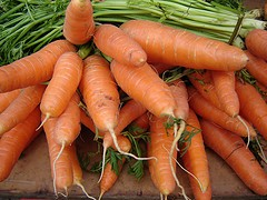 Propiedades de las zanahorias para bajar de peso