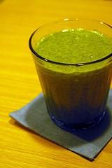 zumo de vegetales