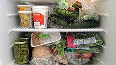 Tablas de información nutricional de los alimentos dietéticos