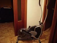 Bicicleta elíptica para adelgazar en casa