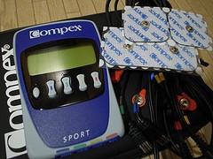 Electrodos para eliminar flacidez, celulitis y modelar el cuerpo