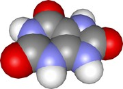 Estructura del ácido úrico