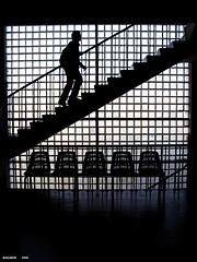 Subir escaleras para bajar de peso
