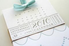 Calendario año 2010