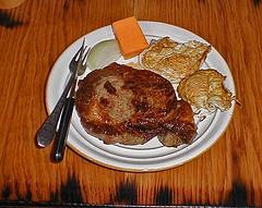 comida proteica