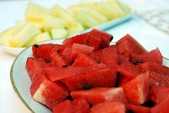 sandia melon