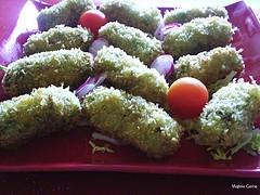 albondigas verdes