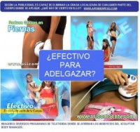 Sculptor Body Massager - ¿Efectivo para adelgazar?