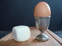 Huevo para adelgazar