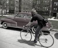 andar en bicileta