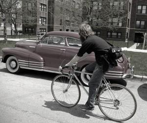 Andar en bici