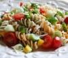 Ensalada agridulce light de pasta