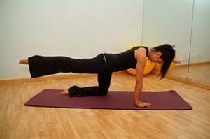 ejercicios glúteos