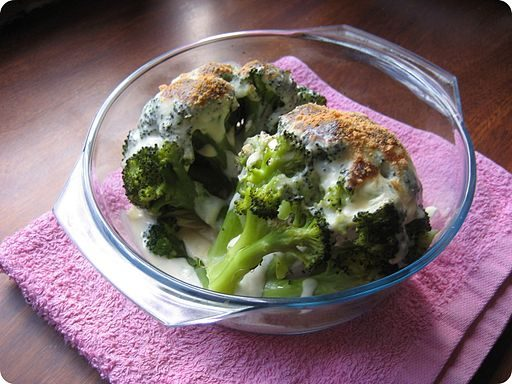 Propiedades del brócoli para perder peso