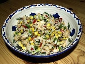 ensalada de arroz integral 300x225