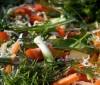 Sopa de arroz y vegetales para el hígado graso