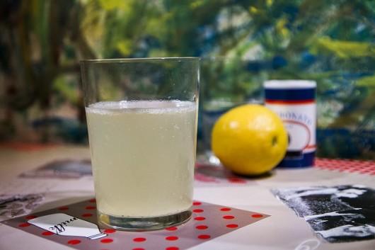 Remedio Limon con Bicarbonato
