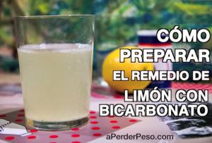 Remedio Limon con Bicarbonato miniatura