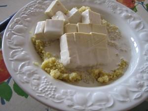 queso de tofu