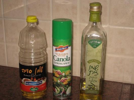 aceite en aerosol