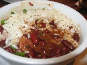 arroz frijoles