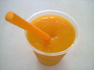 frozen de mango