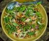Ensalada de atún, hinojo y legumbres para tu dieta