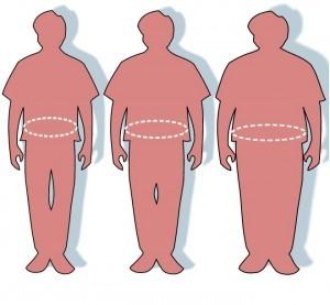 Sobrepeso y obesidad: adelgazar cintura