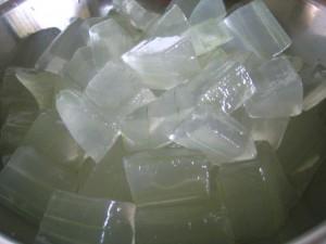 gel de aloe