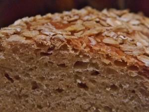 pan de avena 300x225