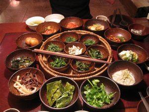 Dieta coreana