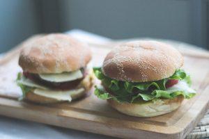 Sandwich ligh
